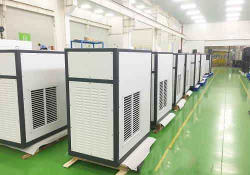 Frame air conditioning